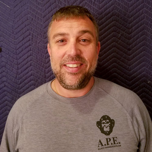 Andy Senese - Pest Control Expert