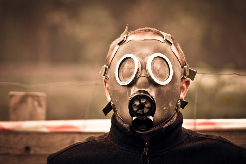 Chemical Pneumonia from Pesticides