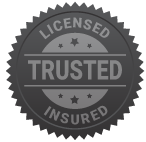 Licensed And Insured Badge