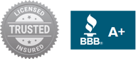 bbb logo and badge